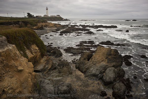 Pigeon Point Lighthouse I