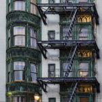 Fine Art color architectural photograph by Dave Gordon