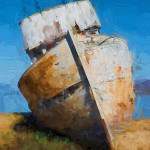 Old Boat Tomales Bay image