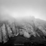 Fine Art black and white photograph of Morro Bay by Dave Gordon